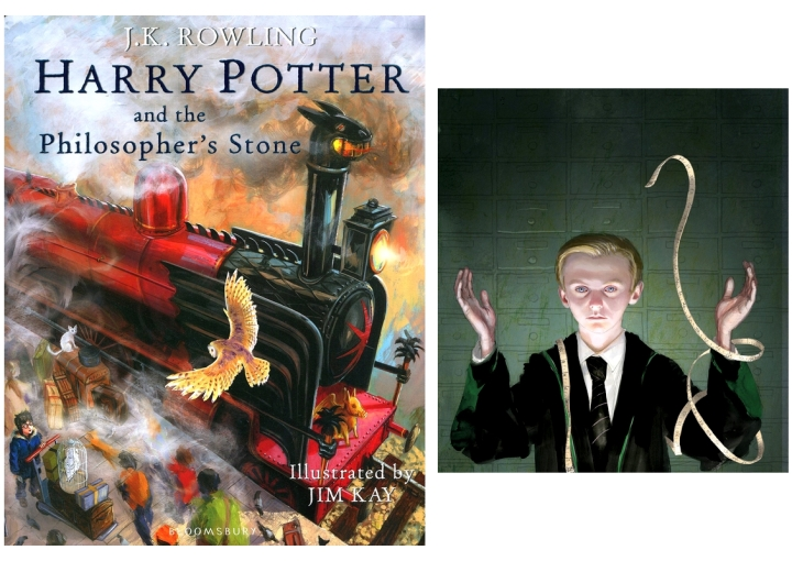 Kim Kay Harry Potter Tome 1