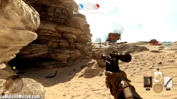 Goazan Star Wars Battlefront PS4