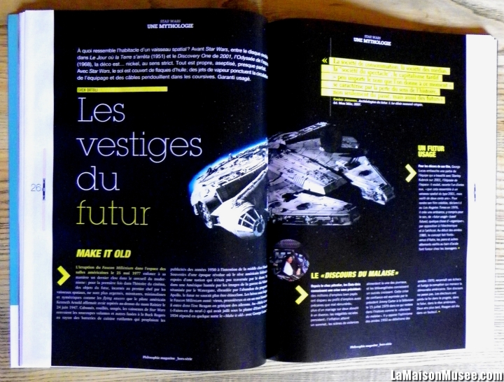 Origines vehicules Star Wars