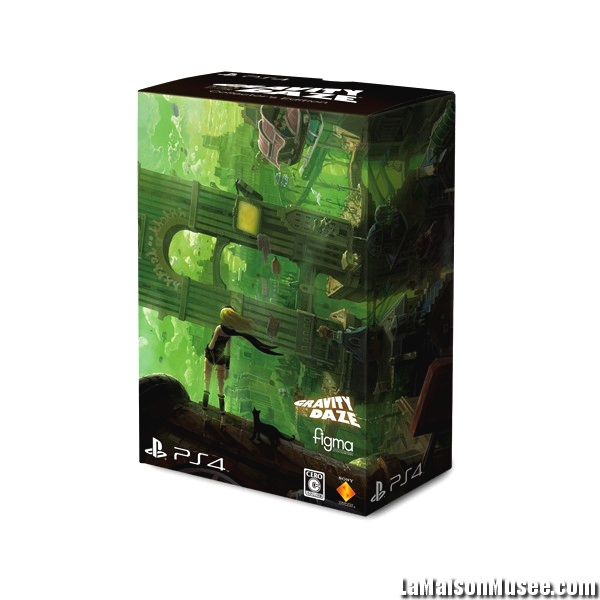 France Collector Gravity Rush