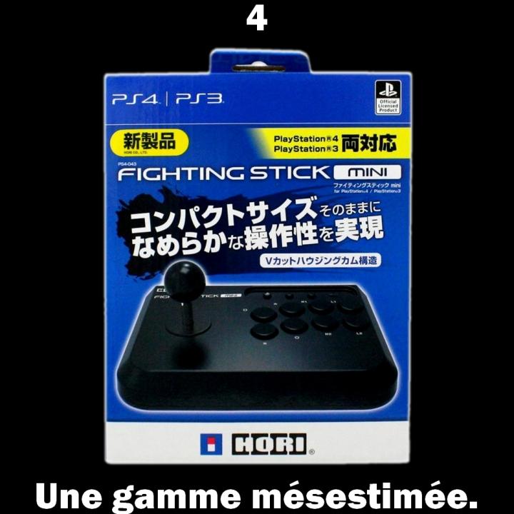 Hori Stick Mini 4 PS4 Test