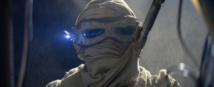 Lunettes Rey Star Wars VII