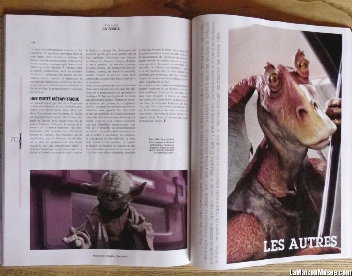 Inspirations Bestiaire Star Wars Philosophie