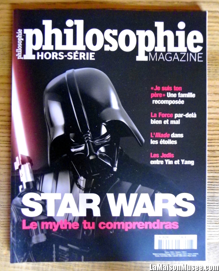 Star Wars Mythologie Magazine