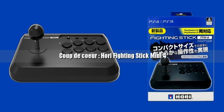 Stick Arcade PlayStation 4 Compatible