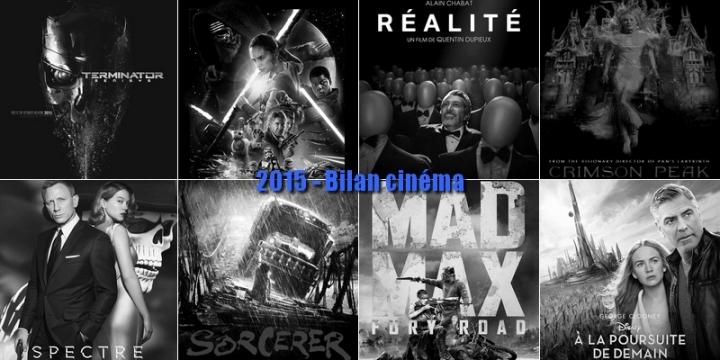 Bilan 2015 Blog Cinema