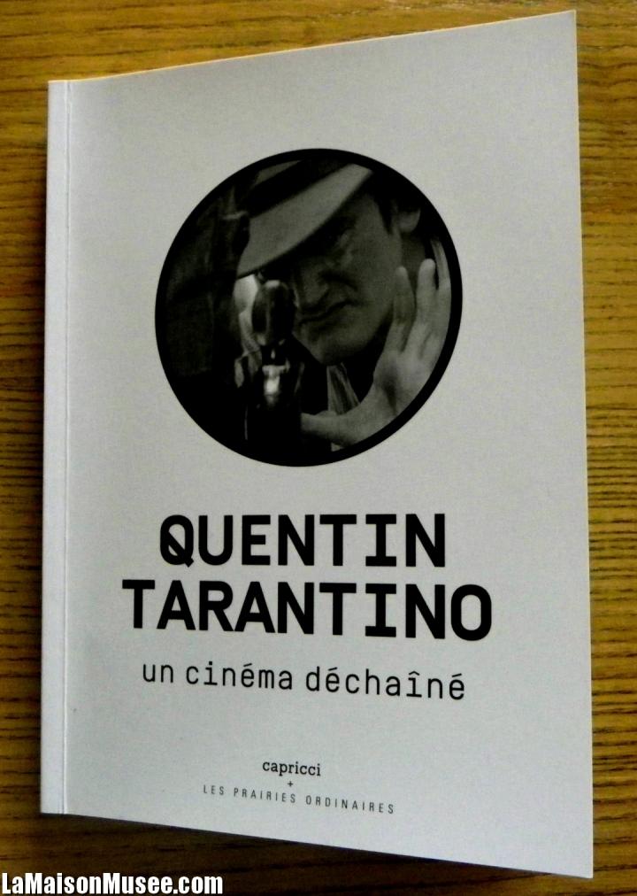 1ere de couverture Quentin Tarantino