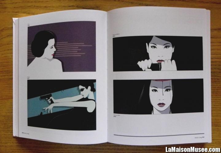 L'artiste Drake Craig exprime une forme de minimalisme ... Parmi des dizaines d'autres sur des thèmes semblables de l'ouvrage Geek-Art.