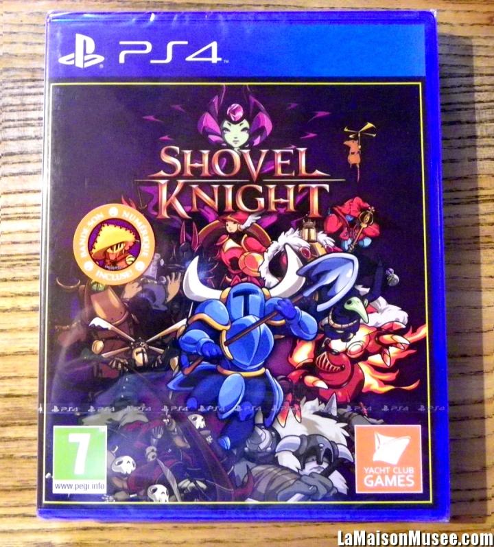 Shovel Knight Avis Blog