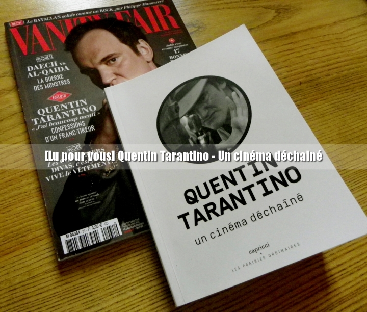 Reference Livre Quentin Tarantino