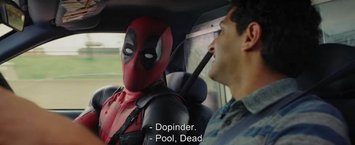 Blog Deadpool Le Film The Movie