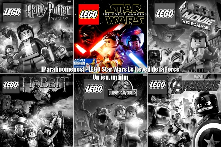 LEGO Reveil de la Force