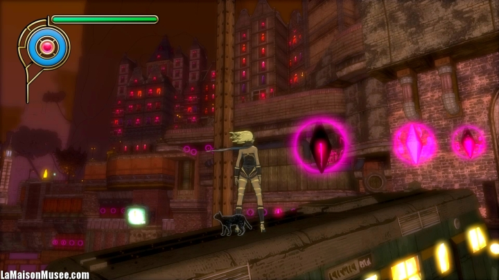 References Gravity Rush Remastered