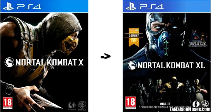 Le Kombat Pack 2 inclus dans Mortal Kombat XL sera facturé 19,99€. S'il est intéressant pour les joueurs qui n'ont pas de connexion internet et donc aucun moment de téléchargement ... Les autres peuvent envisager de transformer artificiellement leur édition standard en édition XL.