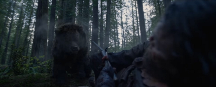 Violence Le Revenant Cinema