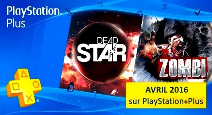 PSN Plus DeadStar PS4