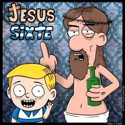 Jesus Sixte Editions Lapin