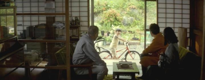 Voyage Vers l autre rive Cinema japonais