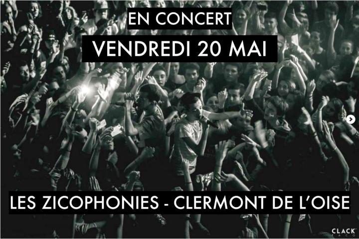 Clermont-de-l'Oise Concerts Bigflo