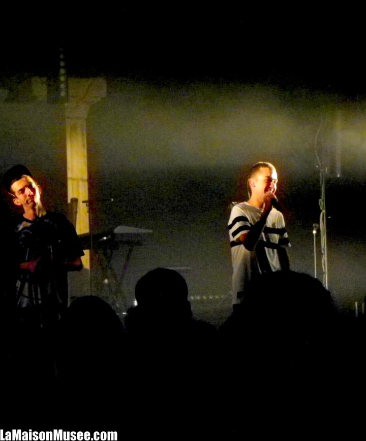 Bigflo et Oli Tournee La Cour des Grands
