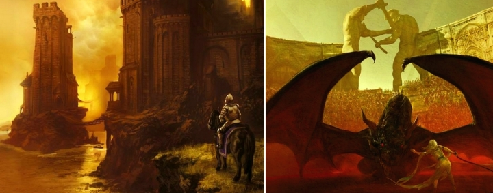 Artworks Integrales Game of Thrones