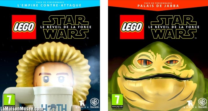 DLC Star Wars Season Pass Reveil de la force