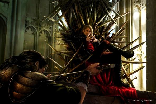 Tout l'art de Game of Thrones sera une publication de la maison Huginn et Muninn. La date est encore inconnue mais l'oeuvre promet d'être artistiquement diverse et pertinente !