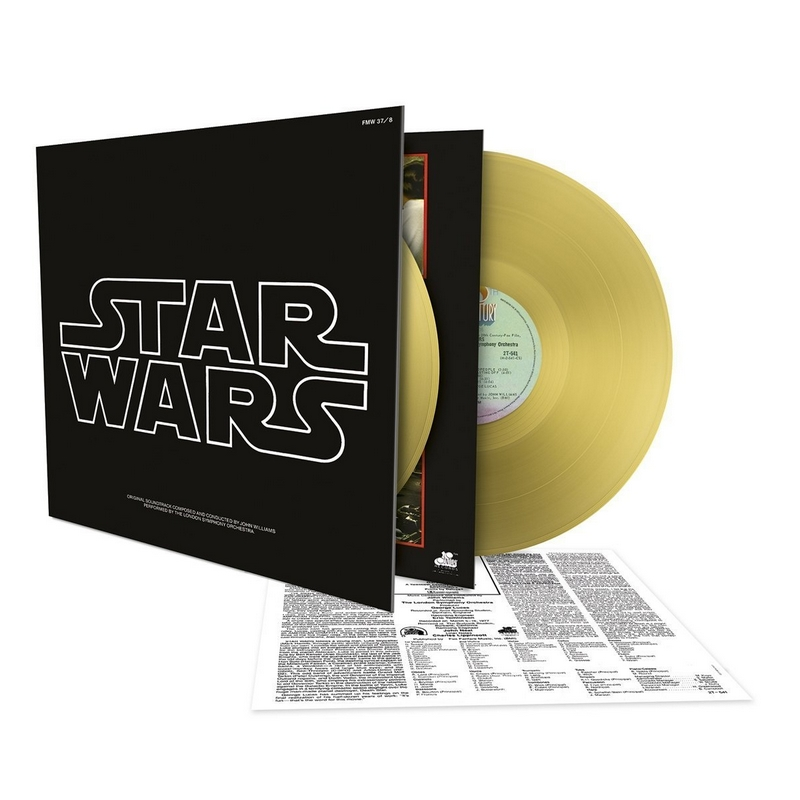 Vinyle Star Wars Collection