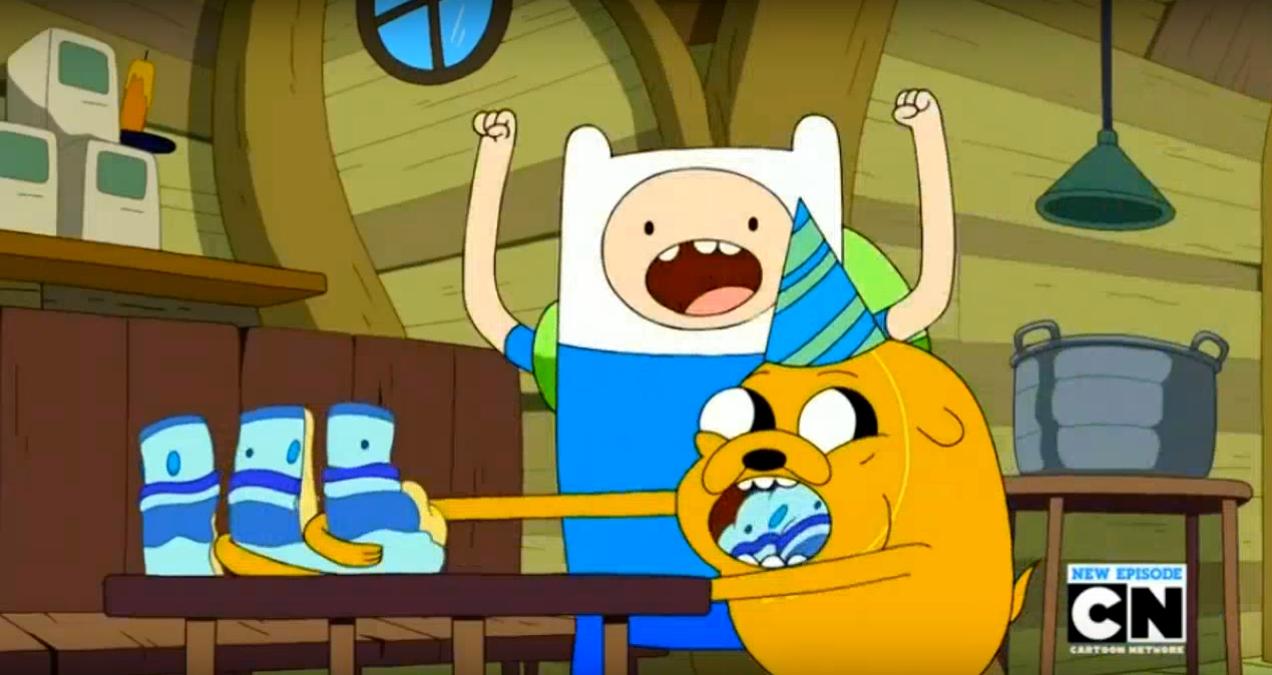 Joyeux Anniversaire Adventure Time