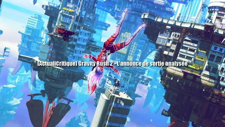 Blog Gravity Rush 2 PS4