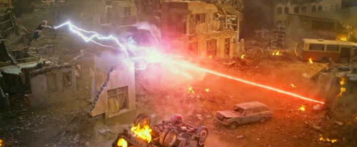 Combats X-Men Apocalypse Critique