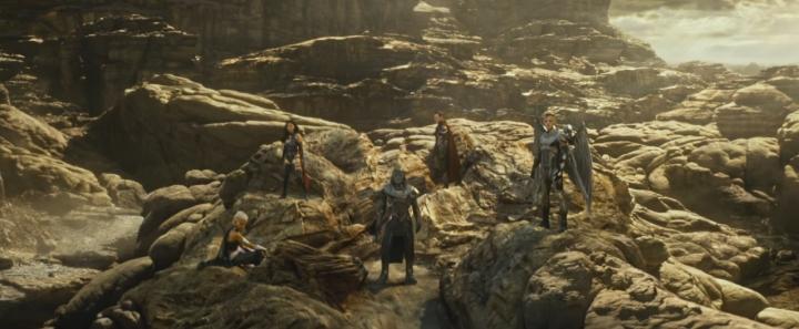 Scènes X-Men Apocalypse 2016
