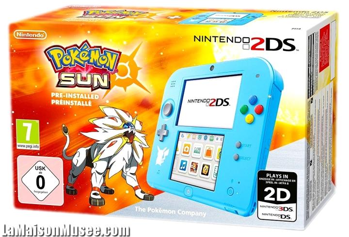 Nintendo 2DS Edition Pokemon