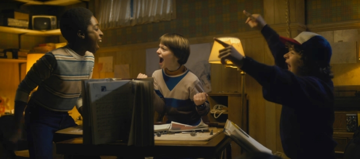 Images Stranger Things Netflix France