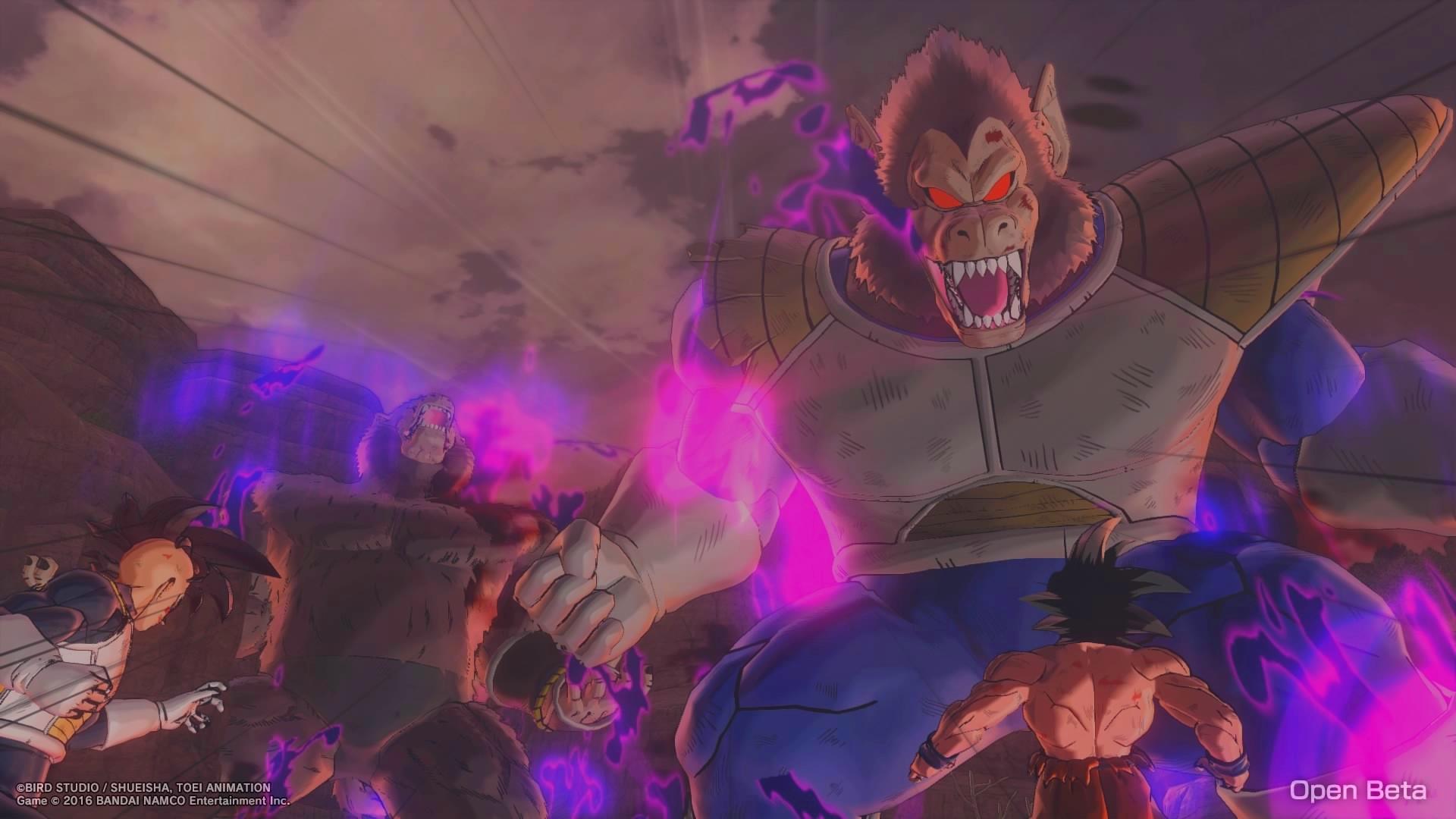 Combats Xenoverse 2 ennemis geants