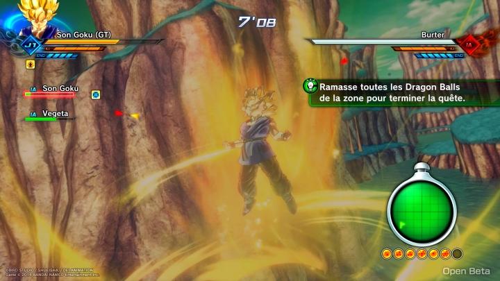 Super Sayen Xenoverse 2