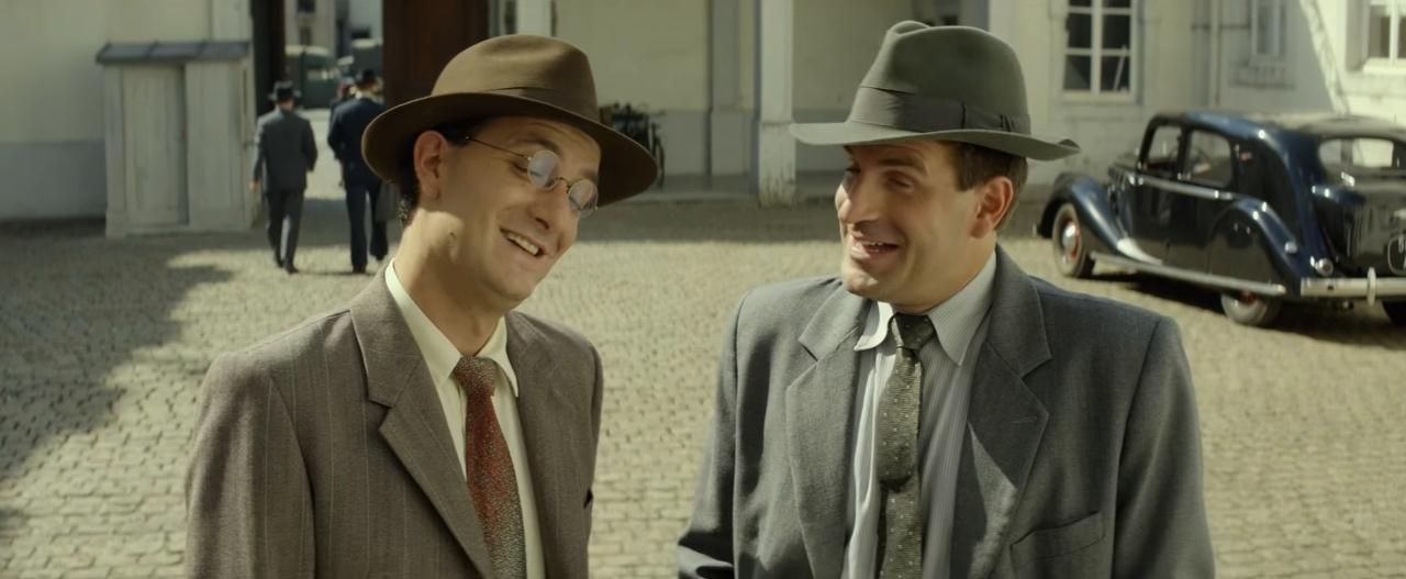 Max et Léon Critiques Spectateurs