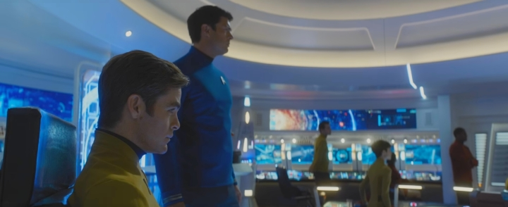 Critique Star Trek Beyond Sans limites