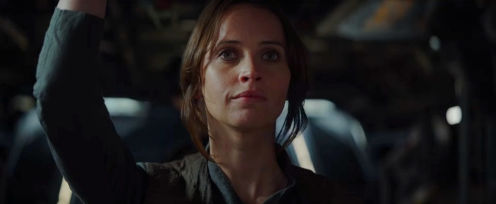 Jyn Erso Blog Critique Cinema