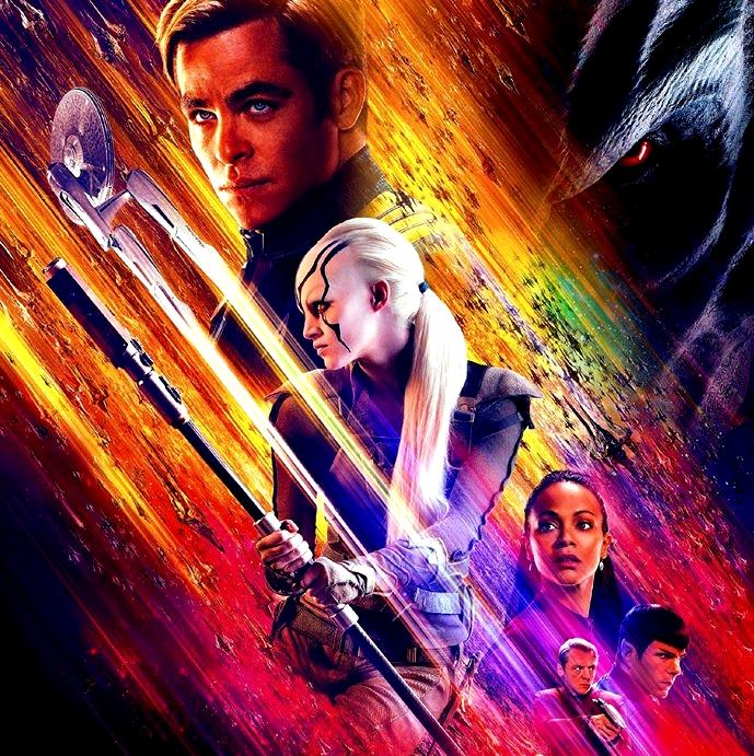 Blu ray Star Trek Sans limites