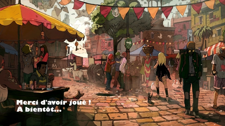 Manga Gravity Rush 2